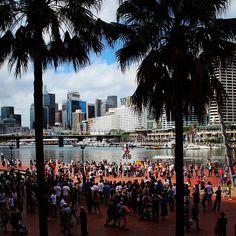 Darling Harbour #Sydney #Australia    from instagram heredownunder