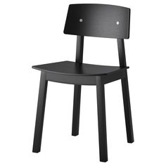 SIGURD Cadeira - preto - IKEA