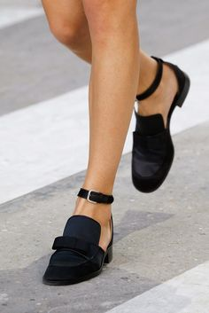 Chanel Spring 2015: The new loafer