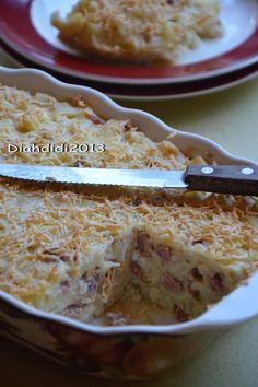 Blog Diah Didi berisi resep masakan praktis yang mudah dipraktekkan di rumah. Baby Food Recipes, Sweet Recipes, Snack Recipes, Dessert Recipes, Cooking Recipes, Macaroni Recipes, Pasta Recipes, Macaroni Schotel Recipe, Diah Didi Kitchen
