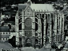 Beauvais Cathedral exterior