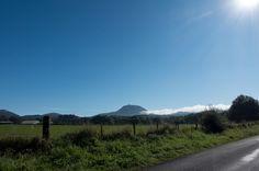 Puy, Saint-Gervais-d'Auvergne, France, sept. 2014