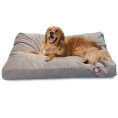 Majestic Pet Products Vintage Villa Collection Extra Large Rectangle Pet Bed