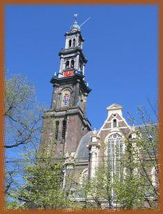 Wester toren Amsterdam