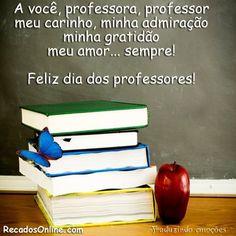 Dia do Professor - Imagens, Mensagens e Frases para Facebook