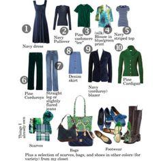 Capsule wardrobe 2011
