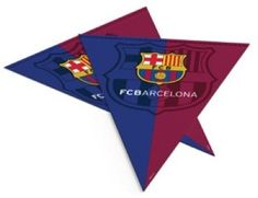 FC Barcelona party banner