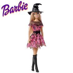 Boneca Barbie Halloween 2012