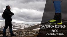 Sandfox İcetech 6000 Tozluk Ürün İnceleme / 52 KM Test Ettim