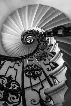 *Spiral Staircase