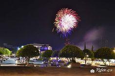 Una noche especial, solo si fuera a tu lado. #Photography #Nikon #Noche #FuegosArtificiales #Kiosco #Jardín #Tradiciones #Cultura #Atlacomulco #EstadoDeMéxico #EstoEsMéxico http://tipsrazzi.com/ipost/1523626042496051828/?code=BUlAdApgup0