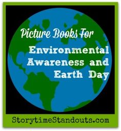 Earth Day teaching resources incl quotes and printables. We recommend picture books that promote environmental awareness, recycling, respect for our world. Steam Activities, Kids Learning Activities, Teaching Resources, Teaching Ideas, Green Pictures, Theme Pictures, Picture Story, Children's Picture Books, Love The Earth