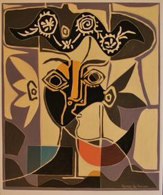 Picasso like!