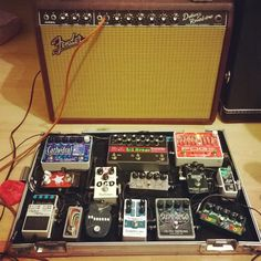 Pedal Line Friday - 3/6 - Luís Costa