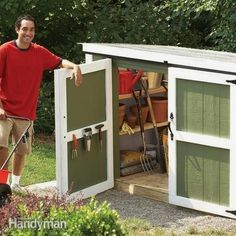 Shed Ideas - Check Out THE IMAGE for Various Shed Ideas. 46649534 #shed #sheddesigns
