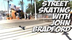 JOHN BRADFORD AND FRIENDS SKATING LONG BEACH !!! – A DAY WITH NKA – Nka Vids Skateboarding: Source: nigel alexander