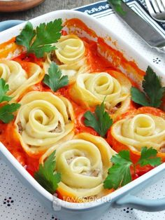 Ravioli, Food Carving, Pasta, Russian Recipes, Creative Food, Food Presentation, Diy Food, Chinese Food, Food Styling