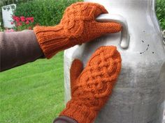 Ravelry: Karismalapaset/Karisma mittens pattern by Iida Knitted Gloves, Knitting Socks, Knit Socks, Knitting Ideas, Fingerless Mitts, Mittens Pattern, Drops Design, Arm Warmers, Ravelry