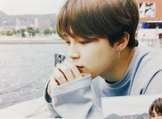 #JIMIN @BTS from Japan Official Fan Club Magazine