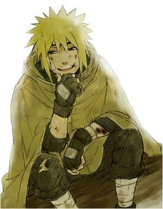 Minato during the war