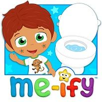 Potty Training with the Me-ify Potty Star App - Teach Beside Me