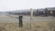 Object Lesson: Hollywood Mechanic's Rare Japanese Internment Photos on display at the Japanese American National Museum in Los Angeles  Color photos from the Heart Mountain camp