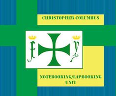 Columbus Day Notebooking & Lapbooking Unit (Free 50pg download)