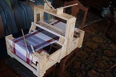 Plans-to-build-a-4-Harness-Table-Loom-for-about-50