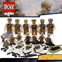 WW2 Russian Soldiers 6 Complete Minifigures Squad 100% co... https://www.amazon.com/dp/B01FRPM9YW/ref=cm_sw_r_pi_dp_x_BVKgybHSE3BSJ