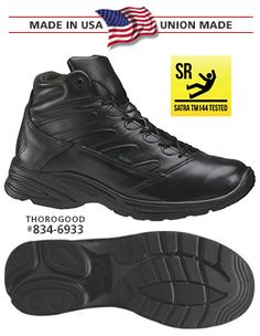 THOROGOOD Heritage Athletics, #madeinusa WORK BOOTS | Safety and Non-Safety | AMERICAN MADE - UNION MADE | Lifetime Union Member Discounts | FREE SHIPPING & EXCHANGES