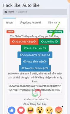 cách hack like fb trên điện thoại Like Facebook, Facebook Likes, Hack Password, Song Lyrics Wallpaper, Hack Like, Android, Hacks, Google Play, Vip
