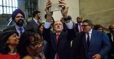 Labour set out an 'alternative universe' Queen's Speech - calling for an end to austerity, a fairer society and a pay rise for nurses