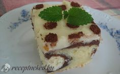 Cooking Recipes, Healthy Recipes, Sweet And Salty, Tiramisu, Cheesecake, Clean Eating, Food Porn, Food And Drink, Sweets