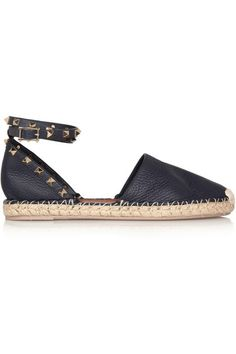 Dear fairy princess, Please leave these for me! XO- A very good girl! {Valentino Espadrilles}