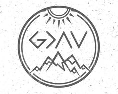 God is Greater than the highs and lows svg God is Greater svg God SVG Christian SVG Religious SVG Mountain Svg Sun svg silhouette God Svg God Tattoos, Future Tattoos, Tattoo You, Tattoos For Guys, Tattoos For Women, Tatoos, Tattoo Quotes, Small Tattoos For Men, Heaven Tattoos