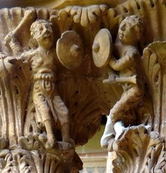 Cloitre de Monreale Sicile XIIème