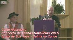 Cante Alentejano - Concerto de Cantos Natalícios 2015
