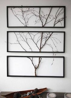 7 Happy Cool Ideas: Organic Home Decor Diy Wall Art organic home decor wood tree branches.Organic Home Decor Ideas Apartment Therapy natural home decor bedroom beach houses.Natural Home Decor Wood Tree Branches. Handmade Home Decor, Diy Home Decor, Simple Home Decoration, Orange Home Decor, Wood Home Decor, Handmade Art, Decor Crafts, Deco Nature, Nature Decor