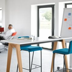 Steelcase B Free Office Desks
