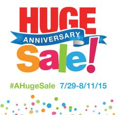 Planning end of year BBQs or back to school meals? Make sure to check out Albertsons Huge Anniversary Sale for great deals on your favorite products, including Pepsi, Lays Chips, and boneless skinless chicken breasts! #AHugeSale #Ad http://parentpalace.com/2015/08/albertsons/