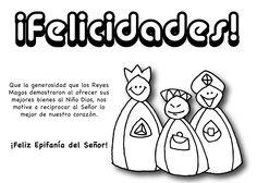 Tarjetas de los #ReyesMagos. #Navidad www.evangelizacioncatolica.org