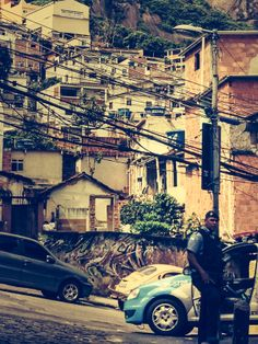 Brazil Rio de Janeiro | favela Vidigal