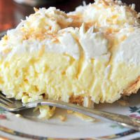 Old Fashioned Coconut Cream Pie | What2Cook