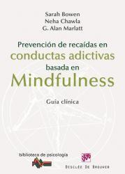 Prevención de recaídas en conductas adictivas basada en Mindfulness es una obra clara, directa y sencilla que ofrece, sin embargo, diversos niveles de lectura que se entretejen para formar una obra más rica y completa.