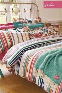 Buy Joules Deckchair Stripe Duvet Cover from the Next UK online shop