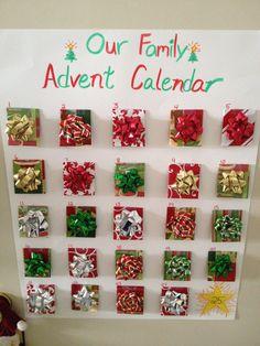 Allergy-Friendly Advent Calendar