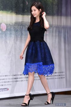 소녀시대 #SEOHYUN(서현) Seohyun, Snsd Fashion, Fashion Dresses, Japanese Fashion, Asian Fashion, Popular Girl, Korean Model, Korean Actresses, Girls Generation