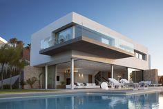Enrique Balbuena - Project - vivienda unifamiliar en Ibiza