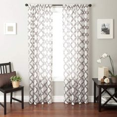 Affordable Long Curtain Panels