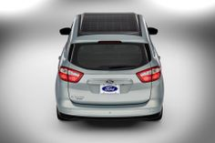Ford C-MAX Solar Energi Concept to debut at 2014 International CES | Car Fanatics Blog